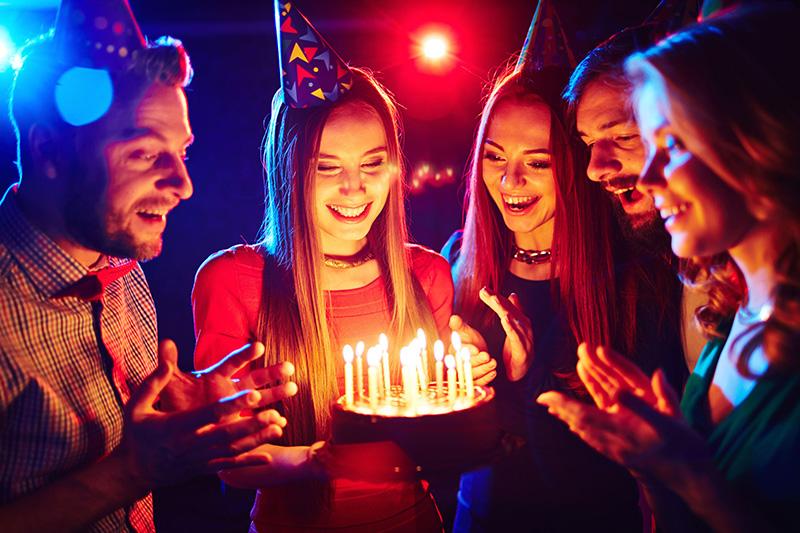 Alquiler de locales para celebrar cumpleaños en Barcelona